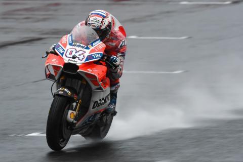 Andrea Dovizioso - Libres MotoGP Motegi 2017