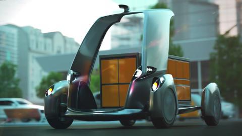 BEE: la movilidad autónoma del futuro según Continental