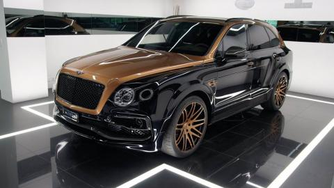 Bentley Bentayga modificado por Startech