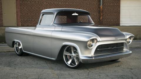 Chevrolet 3100 Custom 1957: 214.500 dólares