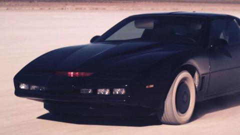 Y 'El coche fantástico' en realidad era... ¡un Pontiac Firebird!