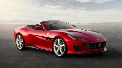 Coches 2017: Ferrari Portofino