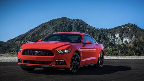 Los coches más baratos con más de 300 CV: Ford Mustang