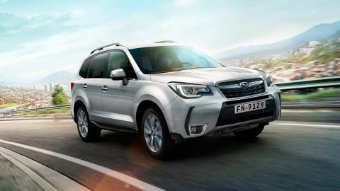 Comprar coche familiar: Subaru Forester (I)