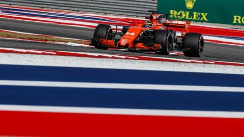Fernando Alonso Libres 2 EEUU