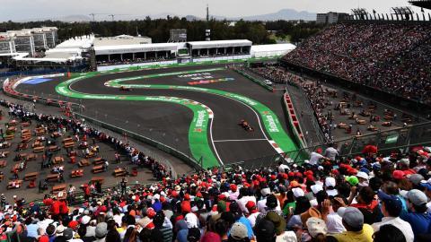 GP México F1 2017