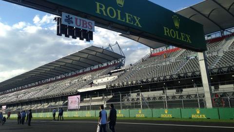 GP México F1 y circuito