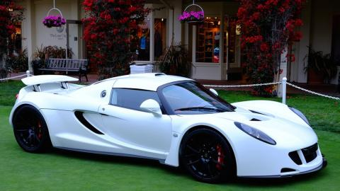 Hennessey Venom GT Flickr