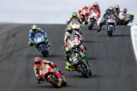 Horarios MotoGP Australia 2017