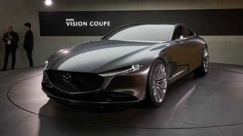Mazda Vision Coupé Concept