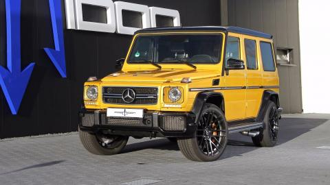 Mercedes-AMG G63 by Posaidon