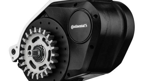 El motor de 48 voltios para bicicletas eléctricas de Continental