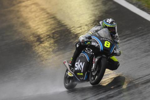 Nicolo Bulega - Clasificación Moto3 Motegi 2017