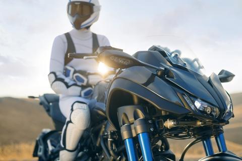 Nuevo Yamaha Niken 2018