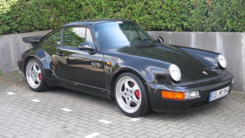 Porsche 911, estilo Will Smith