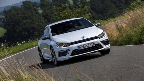 Producción Volkswagen Scirocco