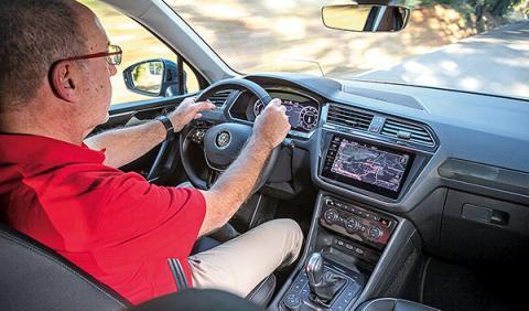 Prueba del nuevo VW Tiguan Allspace