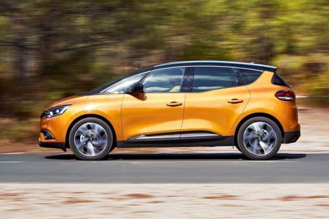 Prueba Renault Scénic 2017 110 dCi EDC