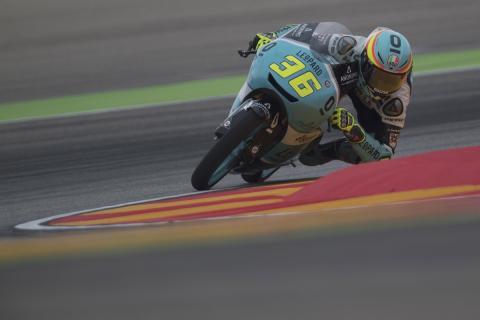 ¿Qué necesita Joan Mir para ser campeón de Moto3 en Motegi?