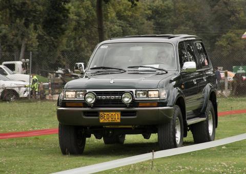 Récord Toyota en Colombia