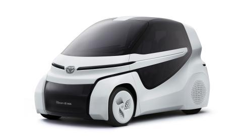 Toyota Concept-i (IV)