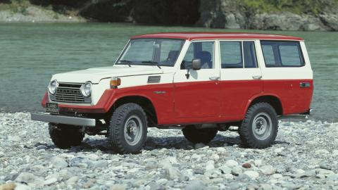 Toyota Land Cruiser 50
