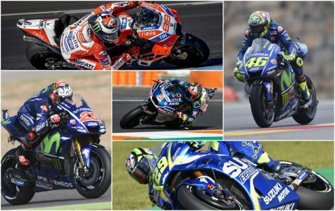 Las 5 decepciones de MotoGP 2017