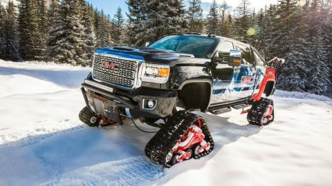 GMC Sierra All Mountain Concept