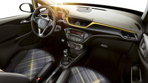 Habitáculo Opel Corsa