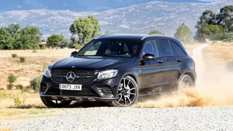 Prueba Mercedes-AMG GLC 43 4Matic