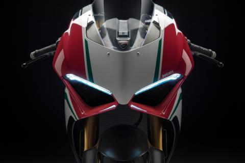 Nueva Ducati Panigale V4 Speciale