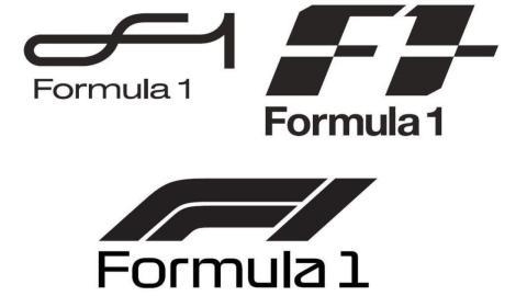 Nuevos logos F1