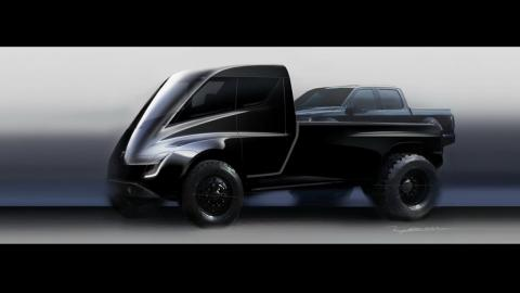 Pick-up de Tesla