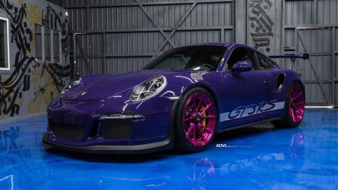 Porsche 911 GT3 RS ADV.1 Wheels