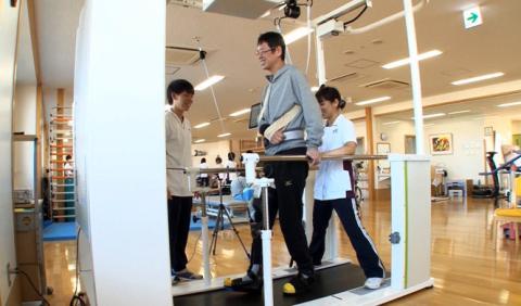 Robots asistentes Toyota