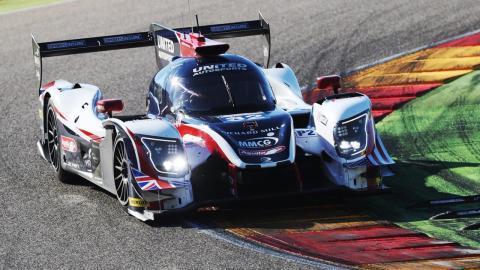 Test de Alonso en Motorland Aragón