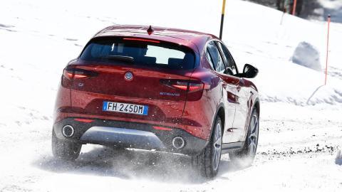 5 virtudes y defecto Alfa Romeo Stelvio