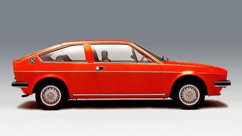Alfa Romeo Alfasud Sprint - 1976