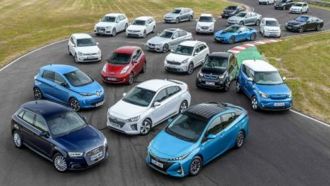 Ayudas Subvenciones coche eléctrico