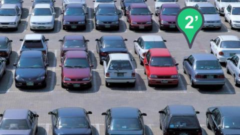 Cuanto tiempo puede estar un coche aparcado en el mismo sitio