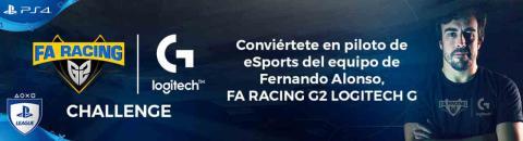 Fernando Alonso torneo virtual