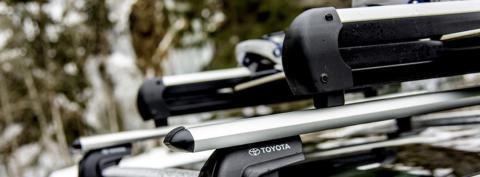 Fijaciones techo Toyota