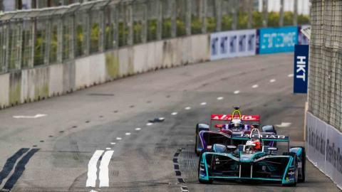 Fórmula E Hong Kong