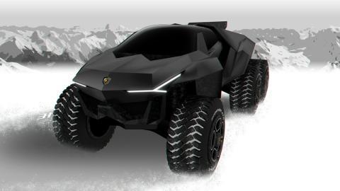 Lamborghini Ratón