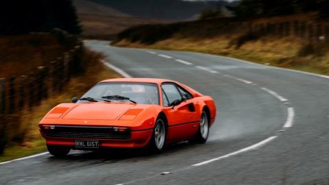 Mejores V8 Ferrari