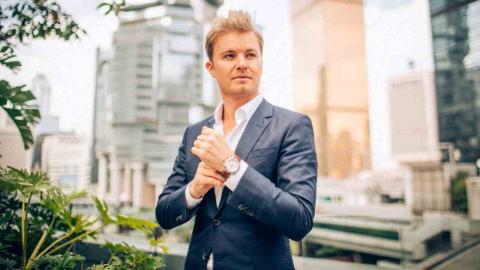 Nico Rosberg Formula E