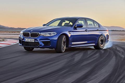 Prueba: BMW M5 2017