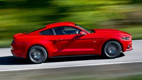 Prueba Ford Mustang GT 5.0
