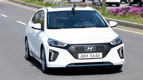 Prueba Hyundai Ioniq 2017