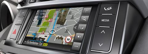 Sistema Touch2 & Go de Toyota